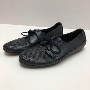 Dexter Black Women's Shoes Size 6 1/2M